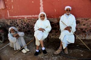 Marockaner i södern