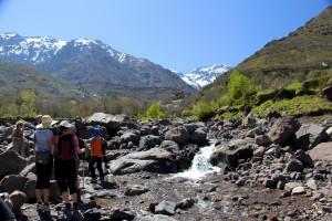 Vandring i Atlasbergen